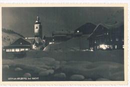 Lech Am Arlberg Bei Nacht - Lechtal