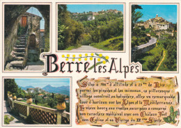 BERRE LES ALPES(dil193) - Altri Comuni