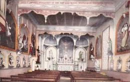 Oregon Portland Chapel Monastery of the Precious Blood Montavill