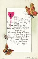 Poem: Listen And You'll Hear Love's Buzzing ... - Saint-Valentin
