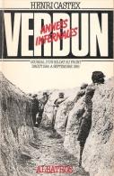 VERDUN ANNEES INFERNALES POILU TRANCHEE  JOURNAL SOLDAT FRONT 1914 1916 288 RI