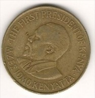 KENJA - 10 CENTS 1971 - Kenya