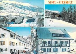 [05] Hautes Alpes > VILLENEUVE LA SALLE Serre Chevalier Les U.C.P.A (année 1972) Voir Description*PRIX FIXE - Serre Chevalier