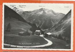 HB399, Col De La Forclaz Sur Martigny, 12741, Non Circulée - VS Valais