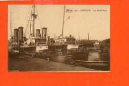 OSTENDE : Les Malles-Poste - Oostende
