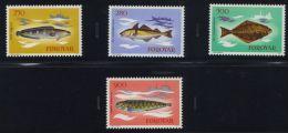 FÄRÖER - Marken V. 1983, Fische (fa4) - Fishes