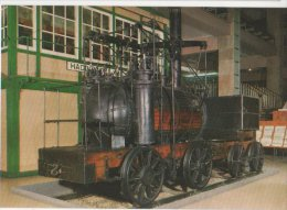 Anglaterre CP  Puffing Billy Locomotive 1813 - Cartes Postales