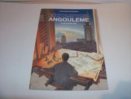 SCHUITEN. 30e Festival BD Angoulême 2003. Catalogue Exposants. Illustr. De La 1ère De Couverture Du Président SCHUITEN ! - Objets Publicitaires