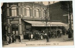 59 - Mouvaux - Café Aux 3 Suisses, 1924 - France