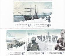 Australian Antarctic Territory 2012 Antarctic Expedition Set MNH - Other