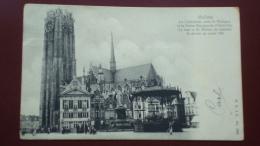 MALINES  En 1904 - Machelen