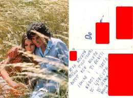 Yugoslavia, Macedonia, Love Postcard, Couple, 1975 00557 - Couples