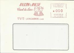 Lettre  EMA Rascow & Raksie Tricot De Luxe Enfance Garcon Fille Textile  Tissus Thematique Enfance     28/13 - Marcophilie (Lettres)