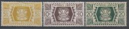 Wallis Et Futuna N°144 à 146 * Neuf - Neufs