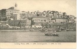 JAFFA - LA RADE - Palestina