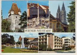 WIENER NEUSTADT - Mehrfachansichten - Wiener Neustadt