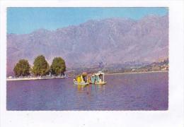 Char Chinar, Kashmir, India, 1940-1960s - India