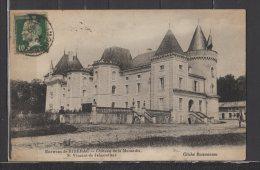 24 - St-Vincent De Jalmoutiers (dordogne) - Environs De Ribérac - Chateau De La Menardie - France