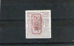 1917 - OCCUPATION ALLEMANDE  Mi No 6 Et Yv No 14 ( 45 Euro/Michel) MLH - Besetzungen