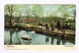 Svandammen, Skansen, Sweden, 1900-1910s - Sweden