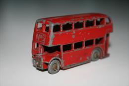 """Matchbox Lesney 5C1 LONDON BUS - """"Matchbox"""" - Regular Wheels, Issued 1957 - Matchbox"""