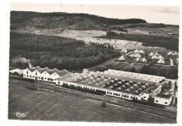 Vittel-Contrexeville (88) : Vue Aérienne Sur L'usine De La Grande Source Et Source Hépar En 1950 GF. - Vittel Contrexeville
