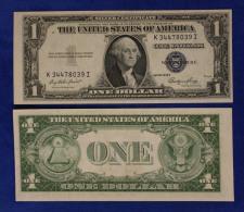 STATI UNITI UNITED STATES USA  1 Dollaro 1935 Silver Certificates  Unc.#B864 - USA