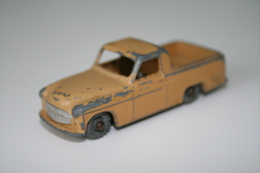 Matchbox Lesney 50A COMMER PICKUP - Regular Wheels, Issued 1958 - Matchbox