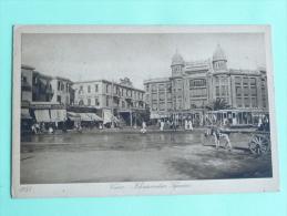 Le CAIRE - Khaxindar Square - Le Caire
