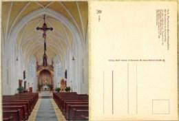 Ak Deutschland - Ranoldsberg Bei Buchbach - Pfarrkirche,church,Eglise - Innenansicht - Kirchen U. Kathedralen