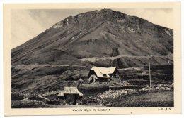 CP, 05, JARDIN ALPIN DU LAUTARET, Vierge - Sonstige Gemeinden