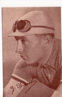 Cycliste..Georges Speicher..Tour De France..champion Français..coureur Cycliste - Cycling