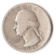 USA  1/4 DOLLAR 1936  ARGENT - 1932-1998: Washington