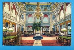 CP, 73, AIX LES BAINS, Grand Cercle - Salle De Baccara, Ecrite, Ed Neurdein - Aix Les Bains