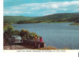 Lough Allua, Between Inchigeelagh And Ballingeary, Co. Cork, Ireland Lough Allua Is A Beautiful Lake In West Cork - Cork