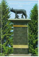 Moldova 2012 Edinet, Monument Of Capitoline Wolf - Moldova