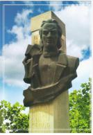Moldova 2012 Mihai Eminescu Monument Parcova Edinet - Moldova