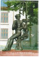 Moldova 2012 Mihai Eminescu Monument In Falesti - Moldova
