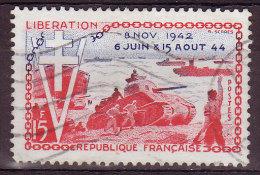 FRANCE - 1954 - YT N° 983 -oblitéré - - France