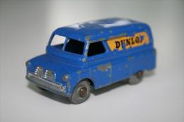 Matchbox Lesney 25A2 DUNLOP VAN - Regular Wheels, Issued 1956 - Matchbox
