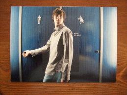 Gammon Blu Water Parfum Carte Postale - Cartes Parfumées