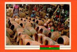 BURKINA FASO - Le Coin Des Canaris Au Marché De  BANFORA (écrite, Non Oblitérée) Année 1973 - Burkina Faso