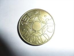 World Cup 1994 Nigeria Et Bulgarie - Jetons & Médailles