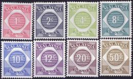 MALAISIE - MALAYA  -  TAXE - PORTO  - **MNH - 1966 - Wm ??? - Malaysia (1964-...)