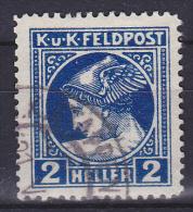 OOSTENRIJK - Michel - 1916 - Nr 49A (Hongarije)- Gest/Obl/Us - Levant Autrichien