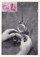 Carte Maximum  1971 -Chambre Des Métiers - 1er Jour 10.10.1971 à 75 Paris - N° 1691 - 1970-79