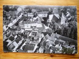 45 : Meung-sur-Loire - Vue Générale - La France Vue Du Ciel - Plan Inhabituel - CPSM Format CPA- (n°729) - France