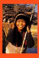 NEPAL - Photo Claude Sauvageot Edité Par Le CCFD  (non écrite Et Non Voyagée) - Nepal