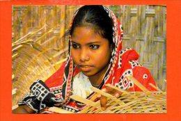 BANGLADESH - Photo Orchidées- CIRIC - Edité Par Le CCFD  (non écrite Et Non Voyagée) - Bangladesh