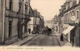 DPT 28 NOGENT-LE-ROTROU Rue Saint-Hilaire - Nogent Le Rotrou